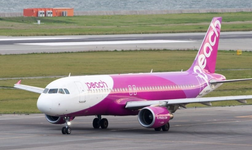A companhia aérea japonesa Peach Aviation se tornou a primeira companhia aérea japonesa a aceitar Bitcoin como pagamento para bilhetes.