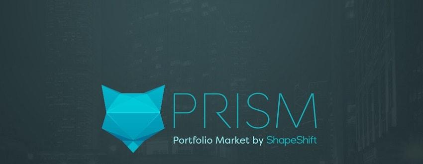 De acordo com os desenvolvedores, a Prism dará aos investidores a oportunidade de gerenciar portfólios de ativos (prismas), incluindo Bitcoins, Litecoin, Ethereum, Dash, Monero, Golem, etc.