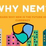 A blockchain NEM e a criptomoeda XEM