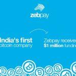 Conta bancária da Zebpay é desbloqueada