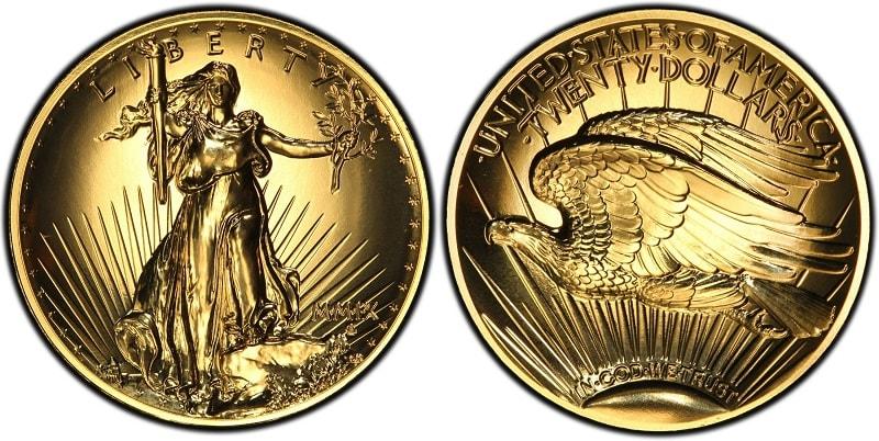 Uma família americana encontrou em uma caixa, há muito esquecida em um cofre, contendo 10 moedas de ouro, e foi ai que ainterminável disputa com o governo começou.