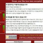 Empresa sul-coreana Nayana pagará mais de US$1 milhão em Bitcoins à cibercriminosos
