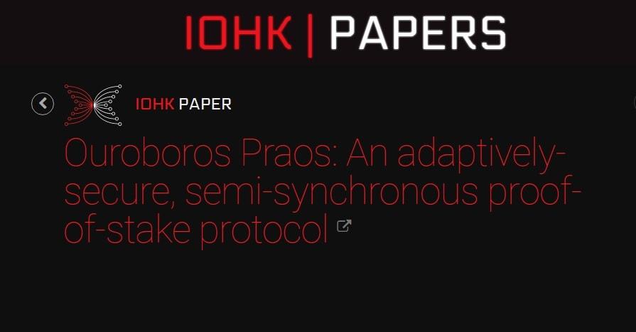 O Ouroboros é um novo protocolo de blockchain de Prova de Participação, ou PoS (Proof-of-stake)que oferece medidas de segurança rigorosas.