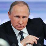 Putin afirma que sem economia digital Rússia não tem futuro