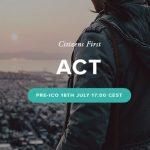 ACT DAO, a solução para problemas sociais