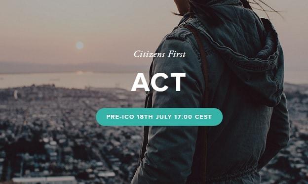 act dao ico causas sociais