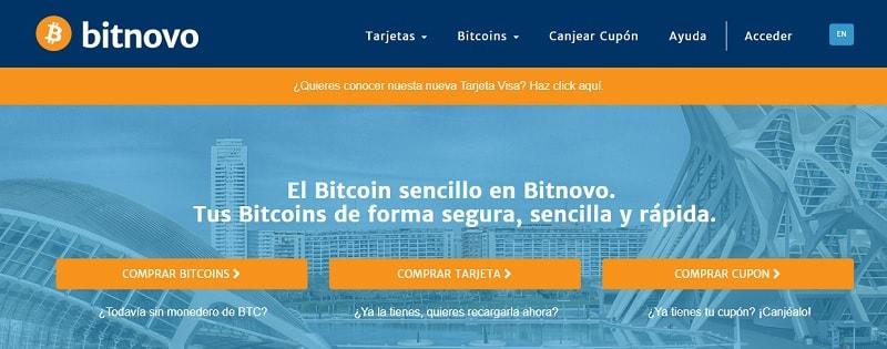 A empresa espanhola Bitnovo anunciou o lançamento de 4000 novos pontos físicos para a compra de Bitcoin. As máquinas estão disponíveis em todo o país e permitem que os usuários troquem diretamente dinheiro de papel pela moeda criptográfica,