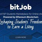 Bitjob.io: um novo mundo de oportunidades para estudantes