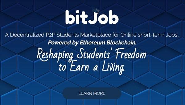 bitjob oportunidade emprego estudantes