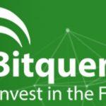 ICO da Bitquence ultrapassa 5.000 ETH em vendas
