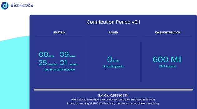 district0x dnt token ico