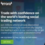 Dash, Litecoin, Ripple e Ethereum Classic são adicionados aos  Crypto CopyFund da eToro