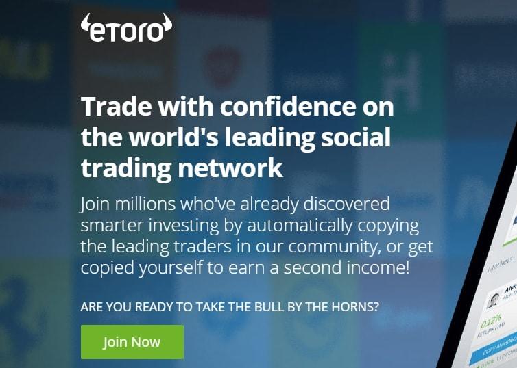A rede de comércio social eToro adicionou quatro novas criptomoedas à seu portfolio como prometido em seu lançamento.
