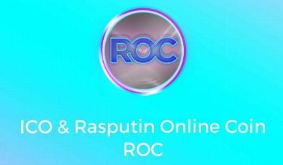 rasputin online roc como funciona ico