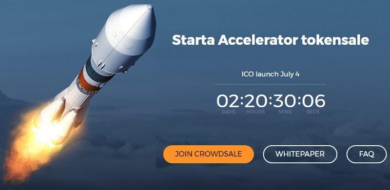 O projeto Starta usará a blockchain para permitir que os patrocinadores façam investimentos iniciais em empresas de tecnologia promissoras da Europa Oriental. Além disso, ela também oferecerá um programa acelerador para essas mesmas startups, o que as ajudará se prepararem para entrar no mercado dos EUA.