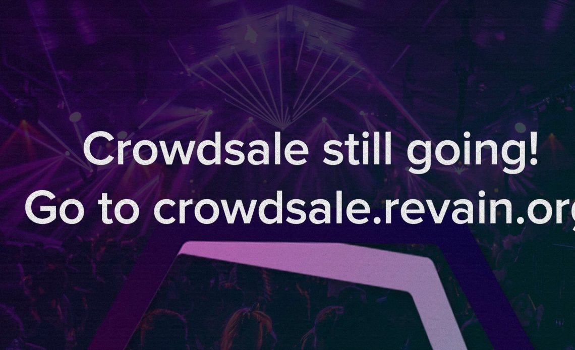 revain crowdsale