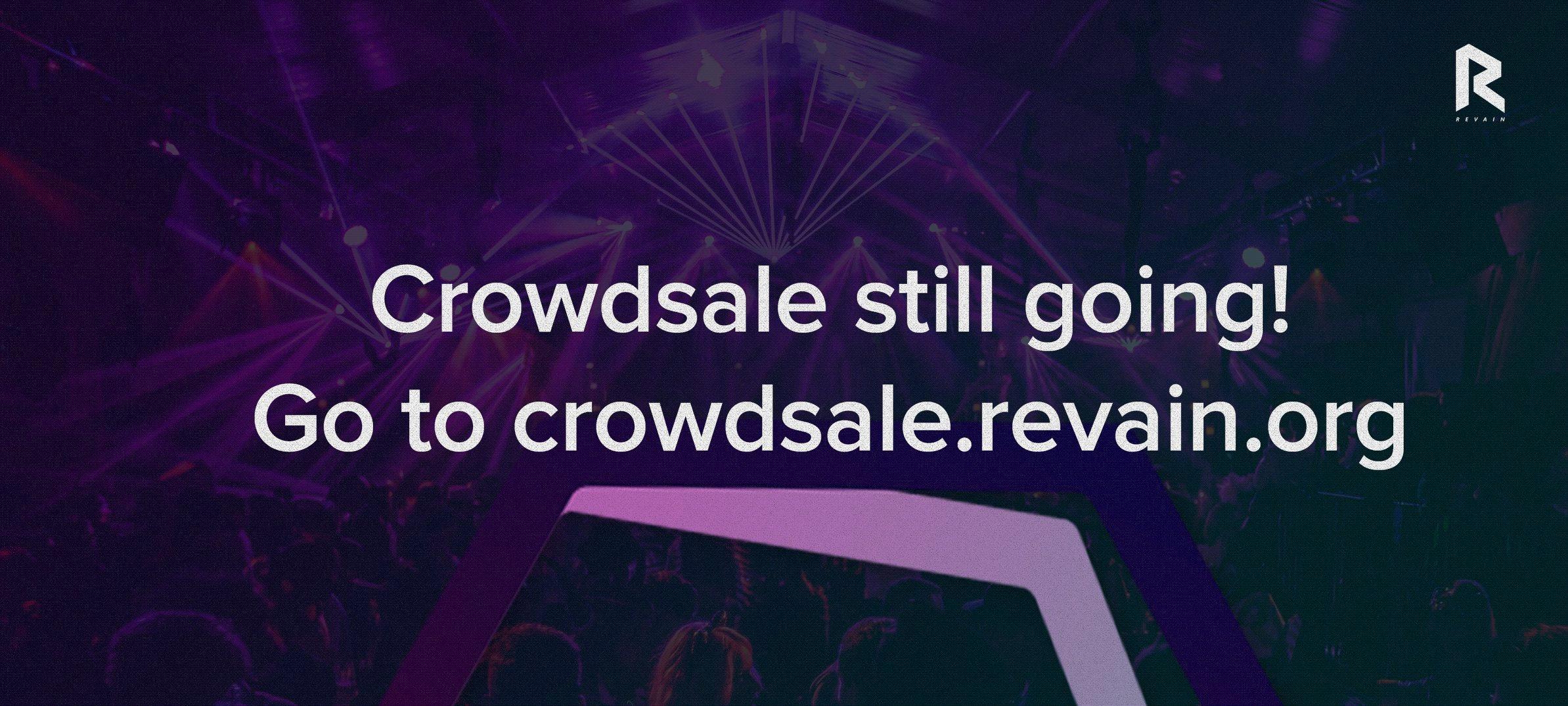 revain crowdsale