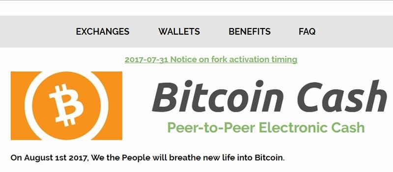 O Bitcoin Cash é uma nova moeda resultante do fork do Bitcoin. Essa divisão se deu pelas diferenças irreconciliáveis na comunidade da Primeira criptomoeda, que nunca chegou a um acordo quanto à escalabilidade da rede ou o tamanho do bloco.