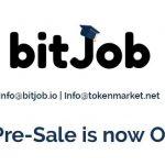 bitJob: uma solução para empregos e independência financeira