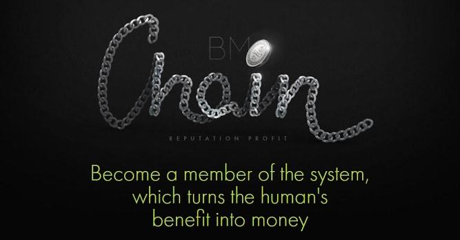 bmchain preico ico bonus
