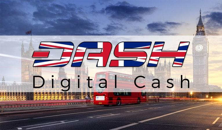 No dia 24 de setembro, no centro de Oval Space em Londres, será lugar da primeira conferência exclusiva sobre a criptomoeda Dash.