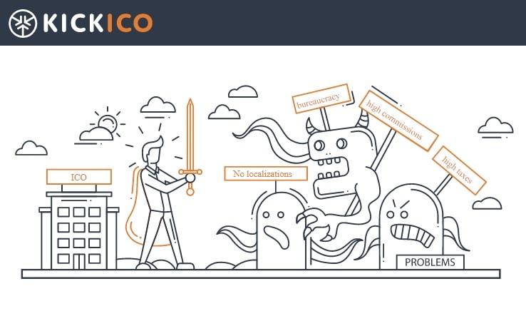 kickico crowdsale kickcoin