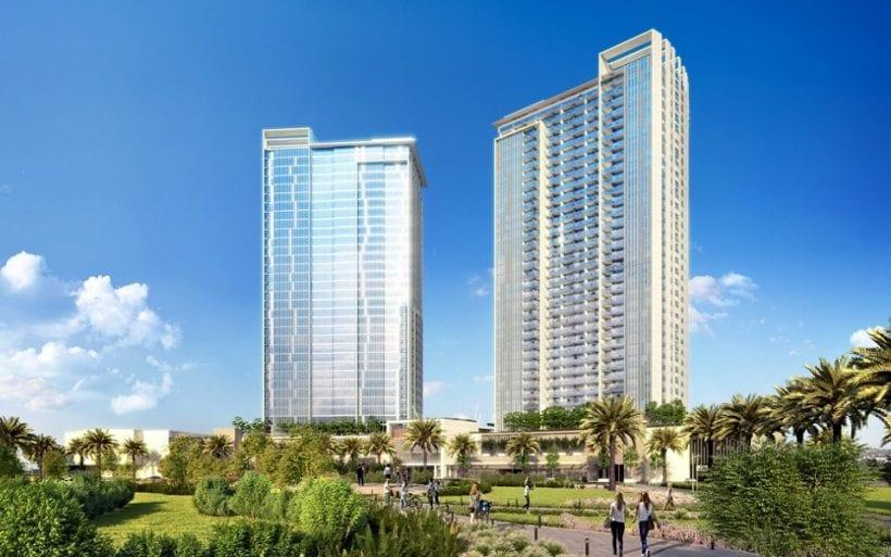 A baronesa escocesa Michelle Mont e o magnata empresarial Doug Barrowman iniciaram a construção conjunta de um complexo residencial chamado de Aston Plaza e Residences em Dubai de apartamentos que poderão ser negociados em Bitcoins.