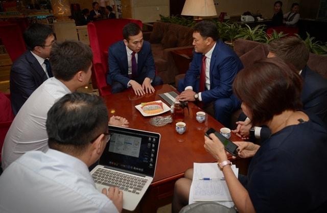 Empresários chineses propuseram abrir um centro de mineração no Cazaquistão. BTCSoul.com