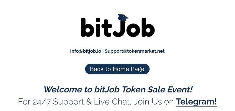 Caros leitores, em posts anteriores falamos sobre a ICO da bitJob. Hoje faremos um review e veremos como anda a crowdsale do token STU.