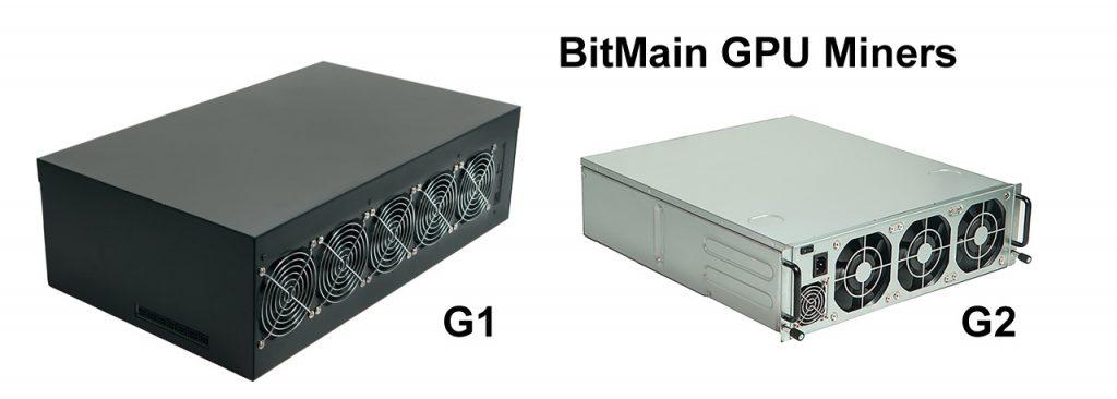 A Bitmain maior produtor chinês de equipamentos de mineração apresentou dois novos dispositivos baseados em aceleradores gráficos da AMD e da NVIDIA.