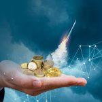 Capitalização do mercado de criptomoedas atualiza máximo histórico