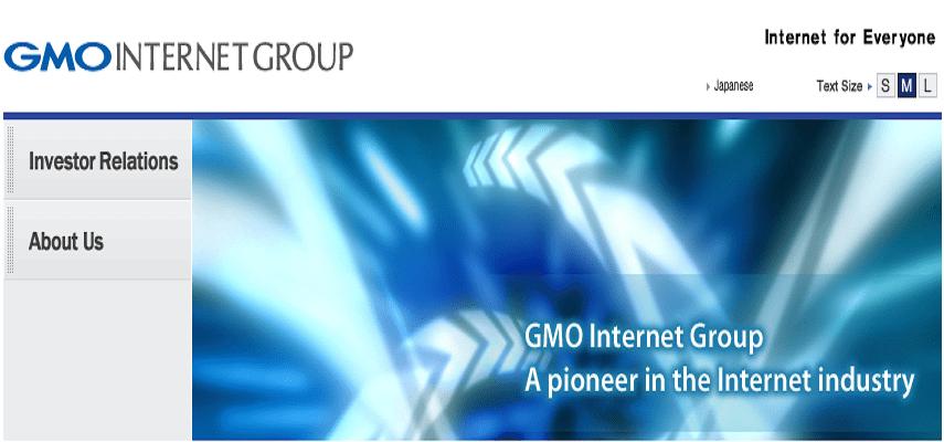 O gigante japonês GMO Internet anunciou sua intenção de assumir liderança na esfera da mineração de criptomoedas. Para este fim, um escritório separado será aberto no norte da Europa.