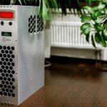 Startup Comino cria mineiro doméstico que aquece a casa