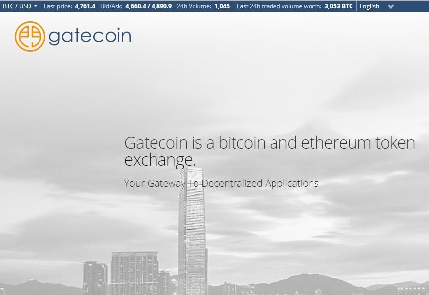 A Gatecoin, uma corretora de criptomoedas de Hong Kong, anunciou que espera do regulador financeiro local os resultados da verificação dos tokens apresentados na plataforma.
