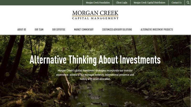 """""""A longo prazo, o preço do Bitcoin pode chegar a US$ 1 milhão"""", essa previsão foi feita pelo investidor americano, criador e diretor de investimentos do fundo de risco da Morgan Creek, Mark Yusko."""