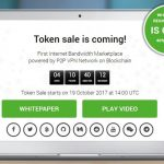 Privatix – A VPN descentralizada da Blockchain lança sua ICO
