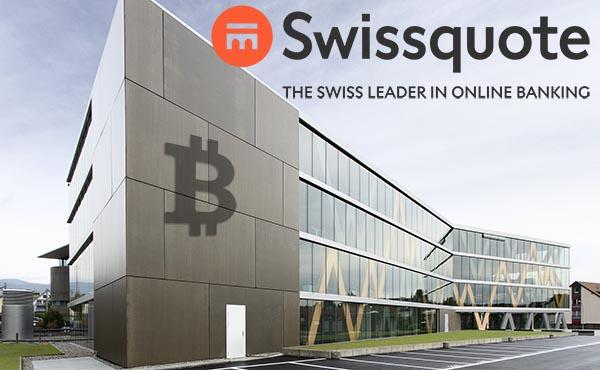 O banco suíço Swissquote Bank SA emitiu um instrumento cambial destinado a reduzir os riscos associados à volatilidade do Bitcoin, transferindo os ativos dos investidores entre contas de dólar e Bitcoin.