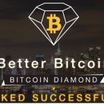Nasceu hoje o mais novo Bitcoin, o Bitcoin Diamond ou BDC
