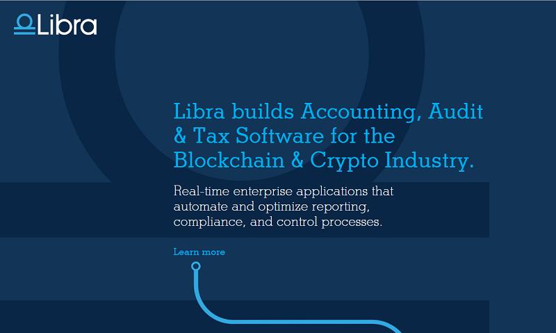 """Especializada no desenvolvimento de soluções para contabilidade financeira e auditoria, a startup de Blockchain Libra atraiu cerca de US$7,8 milhões em investimento durante a fase de financiamento da série """"A""""."""