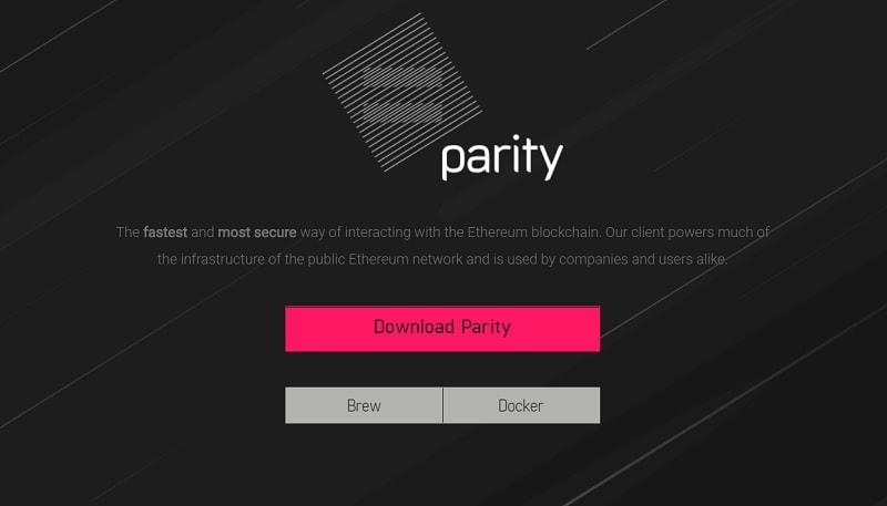 Parity pode se recusar a atualizar protocolo Ethereum para desbloqueio de US$275 milhões presos em carteiras
