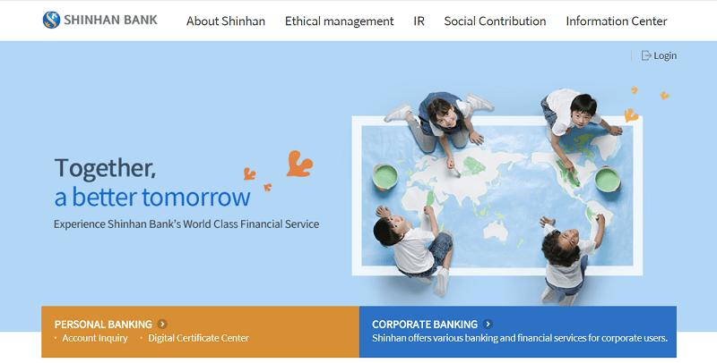 Uma das maiores instituições financeiras da Coréia do Sul, o Shinhan Bank anunciou o lançamento do um serviço para armazenamento de ativos criptográficos.