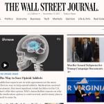 """Corretor dos EUA compra uma página completa do WSJ para avisar sobre """"ameaça do Bitcoin"""""""