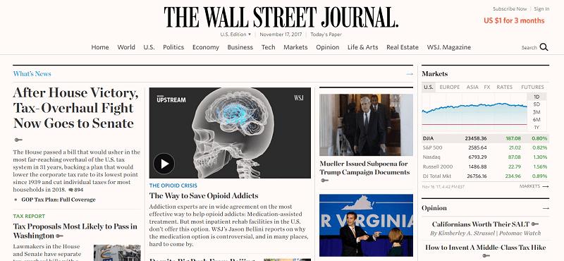 """O chefe do Interactive Brokers publicou em toda a página da edição do The Wall Street Journal (WSJ) uma declaração de alerta sobre o """"perigo para os mercados de capitais"""", que são futuros para Bitcoin."""