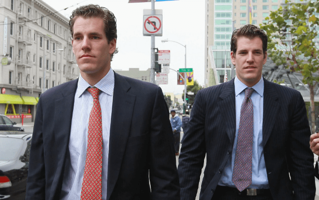 Irmãos Winklevoss se tornam os primeiros bilionários de bitcoin