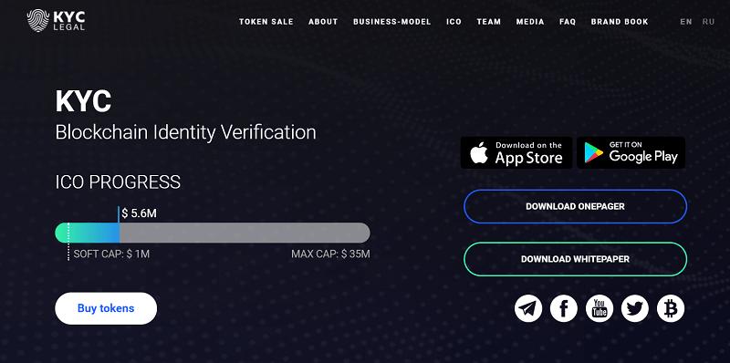 Verificação de usuário e conformidade KYC estão agora a um clique de distância. O app KYC.LEGAL pronto para uso está agora disponível para download em dispositivos iOS e Android através das famosas plataformas de distribuição digital App Store e Google Play. O primeiro estágio do aplicativo (auto-verificação) já está ativo e operante.