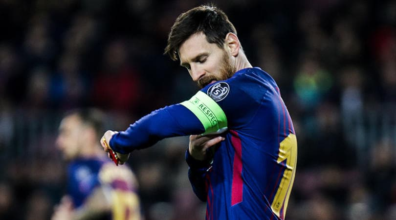 A SIRIN LABS, desenvolvedora do celular ultra-seguro SOLARIN, anunciou hoje que assinou com a estrela do Barcelona, Lionel Messi, para que ele seja embaixador da marca.
