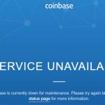Principais plataformas de criptomoedas ficam offline novamente devido ao crescimento do mercado