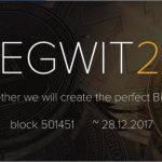 """Desenvolvedores anunciam sucesso do """"novo"""" hardfork SegWit2X"""