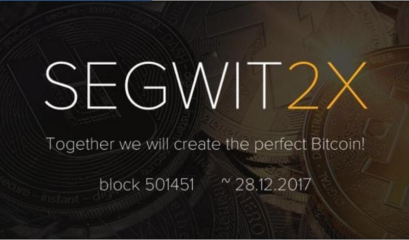 O fork SegWit2X aconteceu em 28 de dezembro de 2017 no bloco de número 528.750. Seu objetivo era trazer mais liberdade ao mundo criptográfico, aproximando o processo de mineração de mineiros individuais e introduzindo uma criptomoeda única e revolucionária – o B2X.