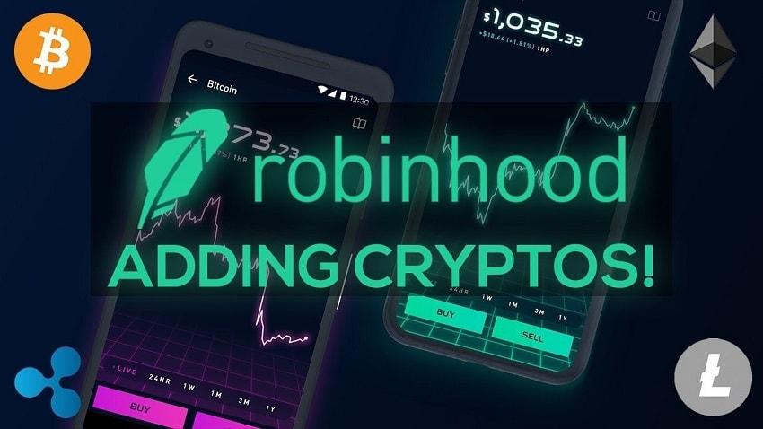O número de novos registros de usuários Robinhood – aplicativo móvel para negociação com ativos financeiros tradicionais e criptomoedas – excedeu 800 mil.